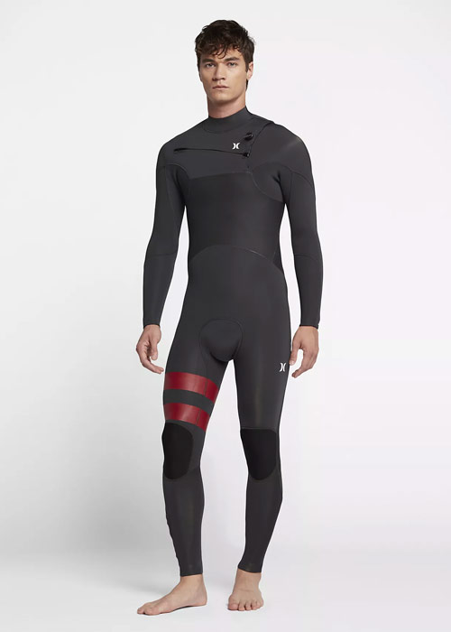 헐리 남성 전신 스프링 웻슈트 4mm #NHU806AN / 06F (ANTHRACITE) HURLEY MENS WET SUIT  MFS0000570 ADVANTAGE PLUS 4/3 MM SPRINGSUIT