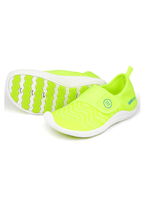 [5%쿠폰]배럴 웨이브 아쿠아 슈즈 V2 BARREL WAVE AQUA SHOES V2_BWHSASA004_NEON YELLOW_WB6802Y2