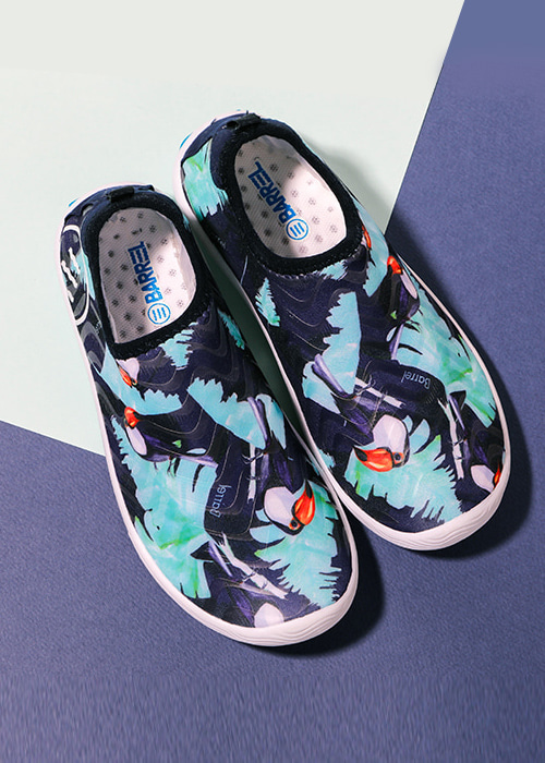 [5%쿠폰]배럴 키즈 패턴 아쿠아 슈즈 V2 BARREL KIDS PATTERN AQUA SHOES V2_BWHSASA001_TOUCAN_WB680482
